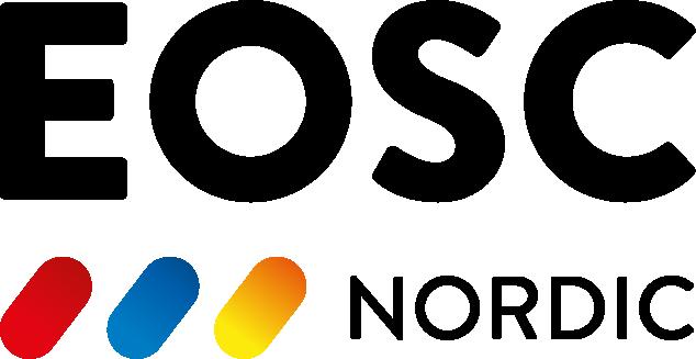 EOSC-Nordic logo